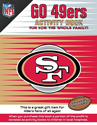 Go 49ers Activity Book   2014 9781941788295 Front Cover
