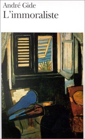 L'immoraliste  2007 edition cover