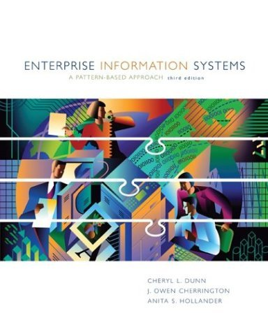 Enterprise Information Systems A Pattern-Based Approach 3rd 2005 (Revised) edition cover