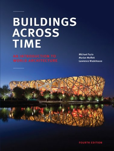 Buildings Across Time: an Introduction to World Architecture  4th 2014 edition cover