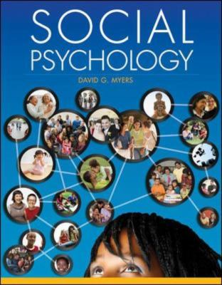 Social Psychology  11th 2013 9780078035296 Front Cover