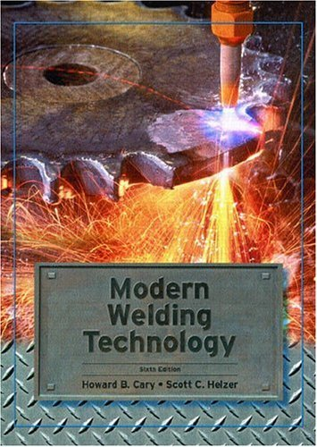 Modern Welding Technology  6th 2005 edition cover