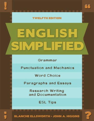 English Simplified  12th 2010 edition cover