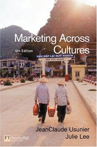 Marketing Across Cultures  4th 2005 (Revised) 9780273685296 Front Cover