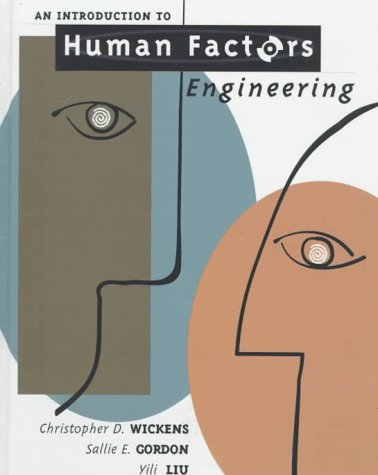 Introduction to Human Factors Engineering   1998 9780321012296 Front Cover