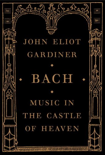 Bach Music in the Castle of Heaven N/A edition cover