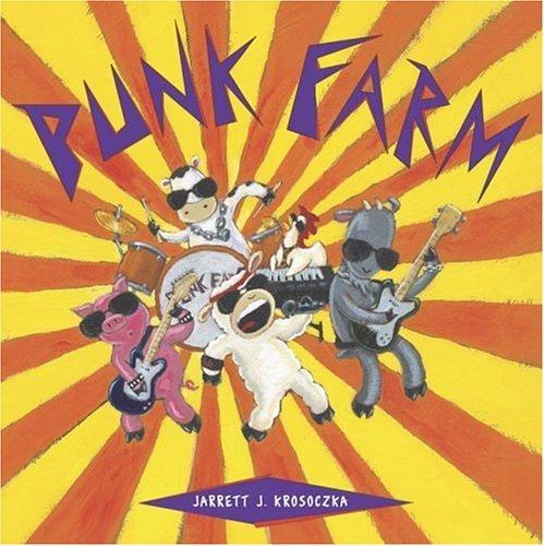 Punk Farm   2005 edition cover