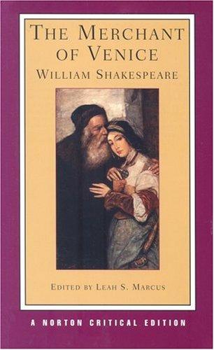 Merchant of Venice   2006 edition cover