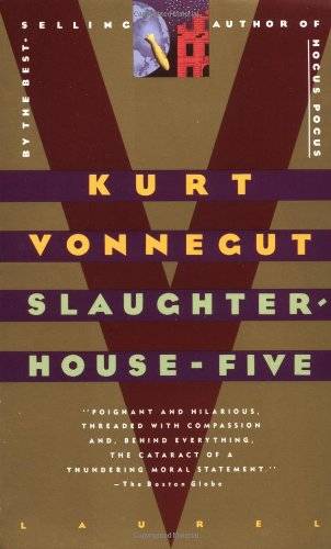 Slaughterhouse-Five   1969 9780440180296 Front Cover