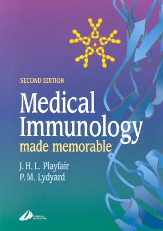 Medical Immunology Made Memorable  2nd 2000 (Revised) edition cover