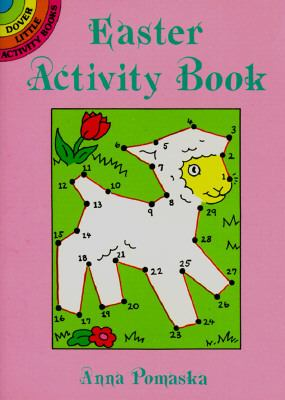 Easter  Activity Book edition cover