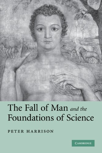 Fall of Man and the Foundations of Science   2009 edition cover