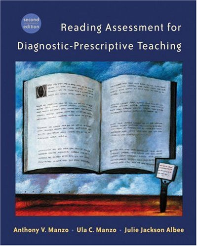 Reading Assessment for Diagnostic-Prescriptive Teaching  2nd 2004 (Revised) 9780534508296 Front Cover