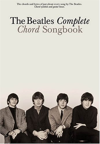 Beatles Complete Chord Songbook  N/A edition cover