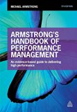 Armstrong's Handbook of Performance Management An Evidence-Based Guide to Delivering High Performance 5th 2015 edition cover