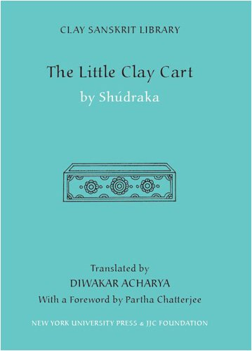 Little Clay Cart   2009 edition cover