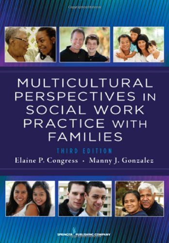 Multicultural Perspectives in Social Work Practice with Families, 3rd Ed  3rd 2013 edition cover