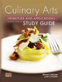 Culinary Arts Principles and Applications 2nd edition cover