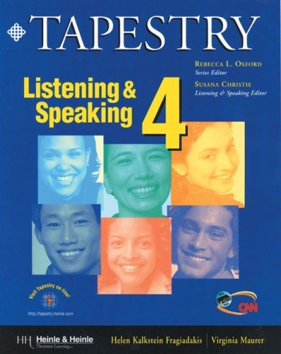 Tapestry Listening and Speaking 4  2nd 2000 edition cover