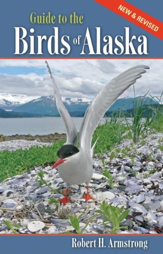 Guide to the Birds of Alaska  5th 2008 edition cover