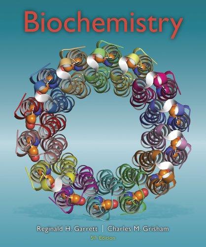 Biochemistry  5th 2013 edition cover