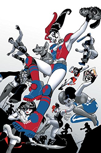 Harley Quinn Vol 4   2016 9781401269296 Front Cover