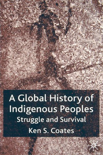 Global History of Indigenous Peoples Struggle and Survival  2004 edition cover
