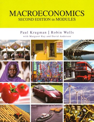 Macroeconomics in Modules  2nd 2012 edition cover