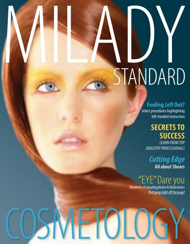 Milady Standard Cosmetology 2012  12th 2012 edition cover