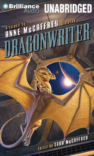 Dragonwriter: A Tribute to Anne McCaffrey and Pern  2013 edition cover
