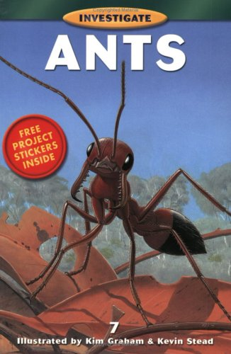 Ants  N/A 9781552851296 Front Cover