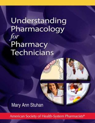 Understanding Pharmacology for Pharmacy Technicians   2012 edition cover