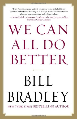 We Can All Do Better   2012 edition cover