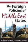Foreign Policies of Middle East States  2nd 2014 9781626370296 Front Cover