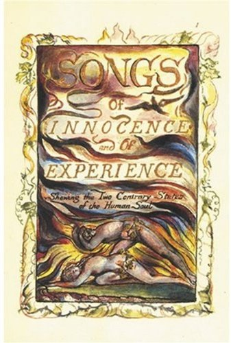 Songs of Innocence and of Experience   2007 edition cover