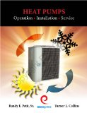 Heat Pumps Operation, Installation, Service  2011 edition cover