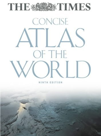 Times Concise Atlas of the World  9th 2004 9780007157297 Front Cover