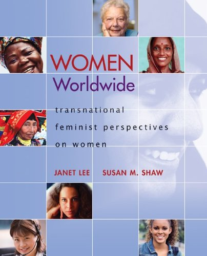 Women Worldwide Transnational Feminist Perspectives on Women  2011 edition cover