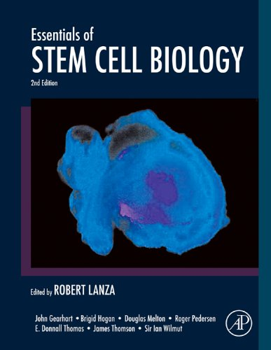 Essentials of Stem Cell Biology  2nd 2009 edition cover
