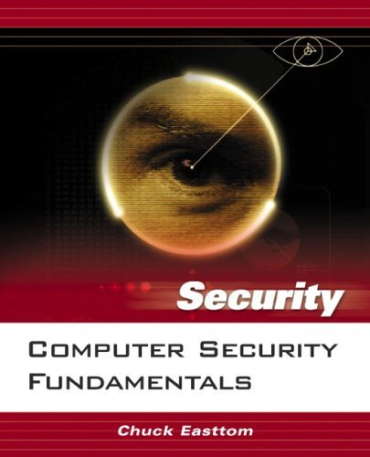 Computer Security Fundamentals   2006 9780131711297 Front Cover