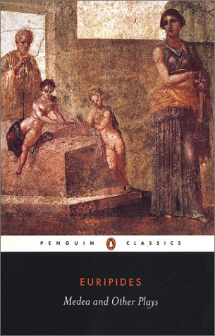 Medea and Other Plays   2003 (Revised) edition cover