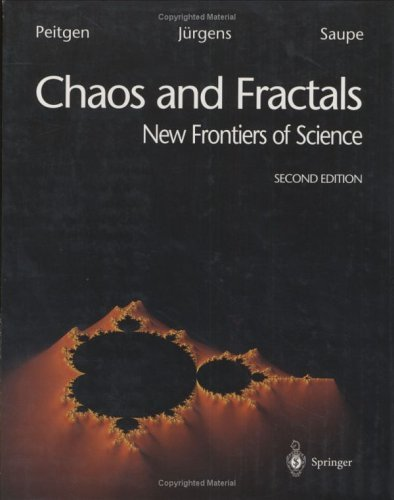 Chaos and Fractals New Frontiers of Science 2nd 2004 (Revised) edition cover