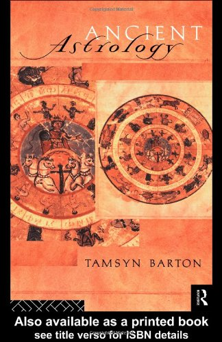 Ancient Astrology   1994 edition cover