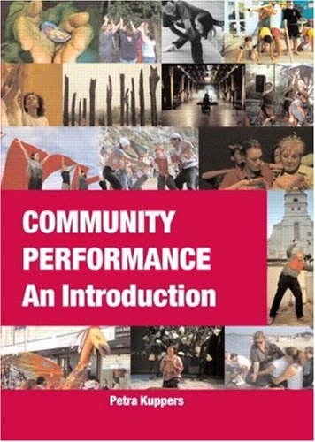 Community Performance An Introduction  2007 edition cover