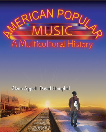 Bundle: American Popular Music: a Multicultural History + 2-CD Set American Popular Music: a Multicultural History + 2-CD Set  2006 9780495071297 Front Cover