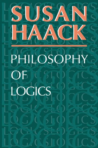 Philosophy of Logics   1978 edition cover