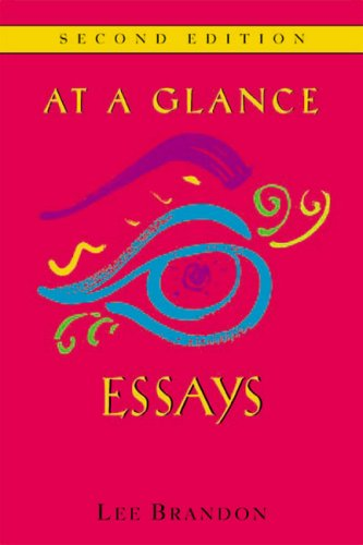 Essays  2nd 2003 9780618214297 Front Cover