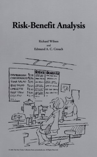 Risk-Benefit Analysis  2nd 2001 edition cover