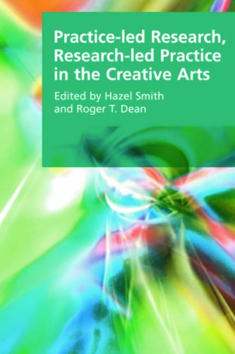 Practice-Led Research, Research-Led Practice in the Creative Arts   2009 9780748636297 Front Cover