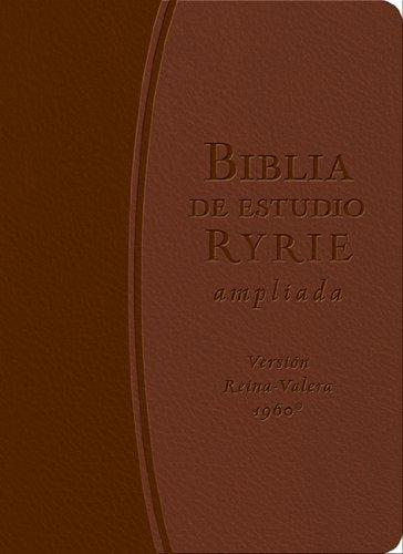 Biblia de Estudio Ryrie Ampliada  N/A edition cover